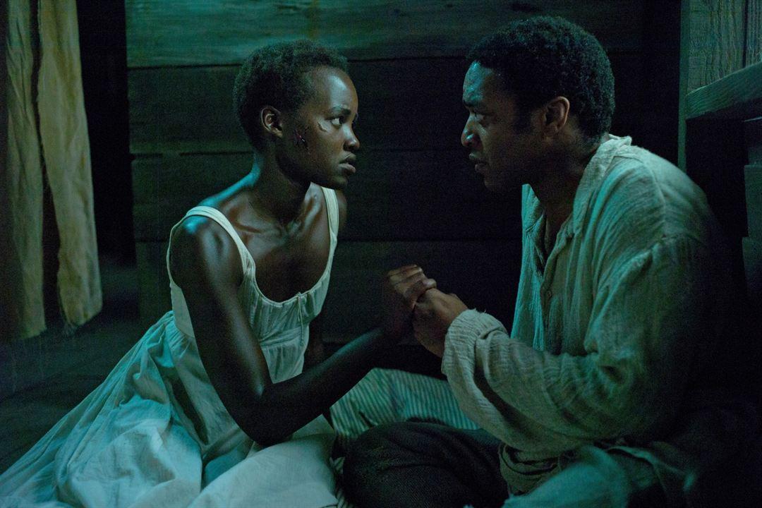 12 Anos de Escravidão : Foto Chiwetel Ejiofor, Lupita Nyong'o