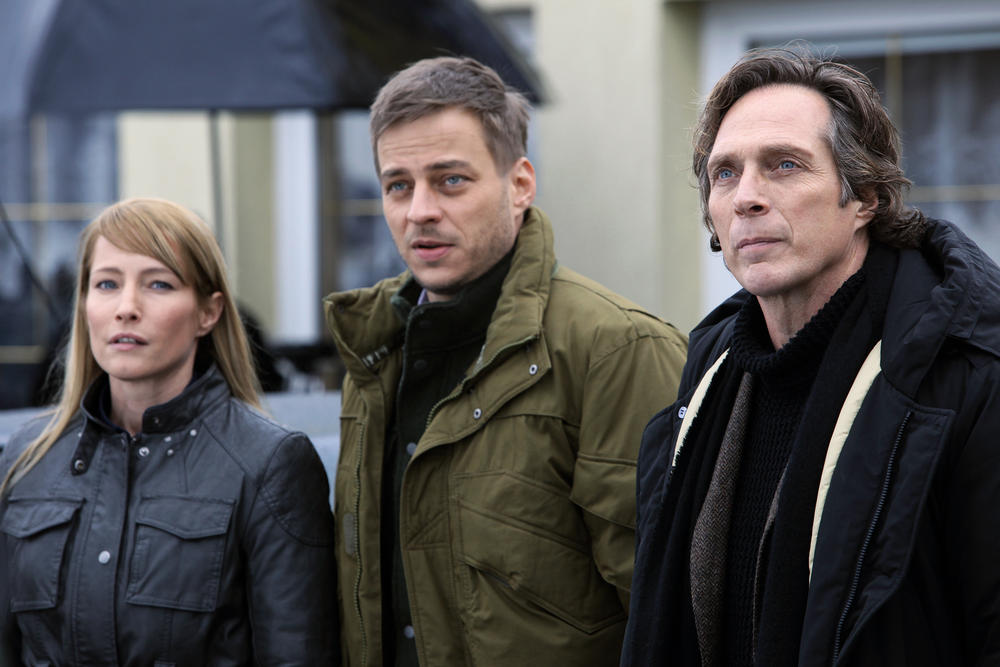 Foto Genevieve O'Reilly, Tom Wlaschiha, William Fichtner