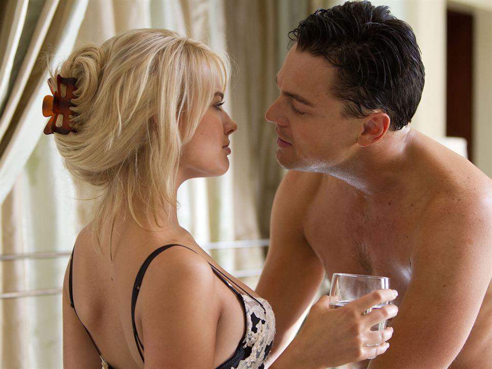 O Lobo de Wall Street : Foto Leonardo DiCaprio, Margot Robbie
