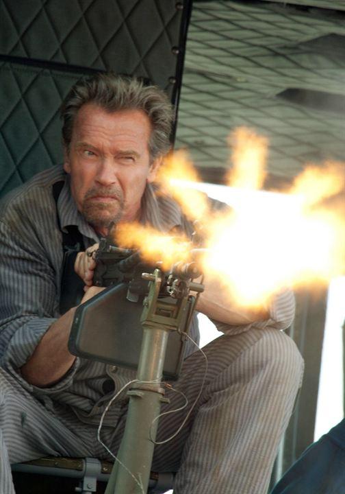 Rota de Fuga : Foto Arnold Schwarzenegger