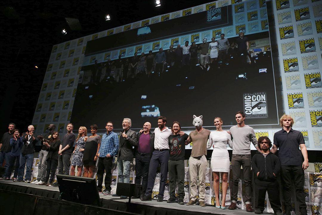 X-Men: Dias de um Futuro Esquecido : Vignette (magazine) Bryan Singer, Ellen Page, Evan Peters, Halle Berry, Hugh Jackman