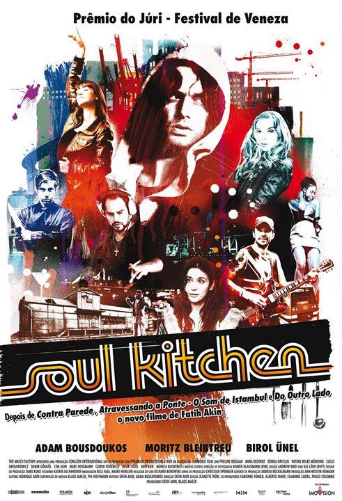 Soul Kitchen : Poster