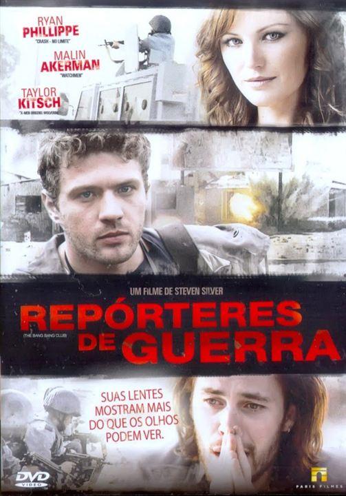Repórteres de Guerra : Poster