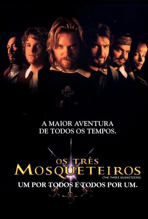 Os Três Mosqueteiros : Poster