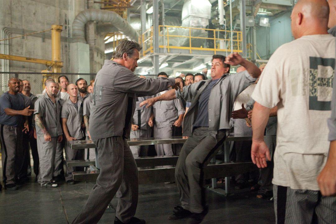 Rota de Fuga : Foto Arnold Schwarzenegger, Sylvester Stallone