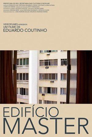 Edifício Master : Poster