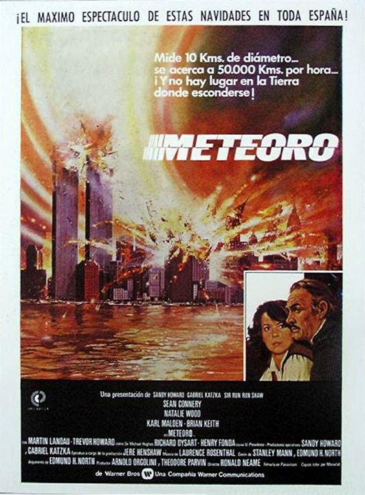 Meteor : Poster