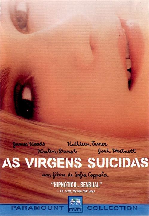 As Virgens Suicidas : Poster