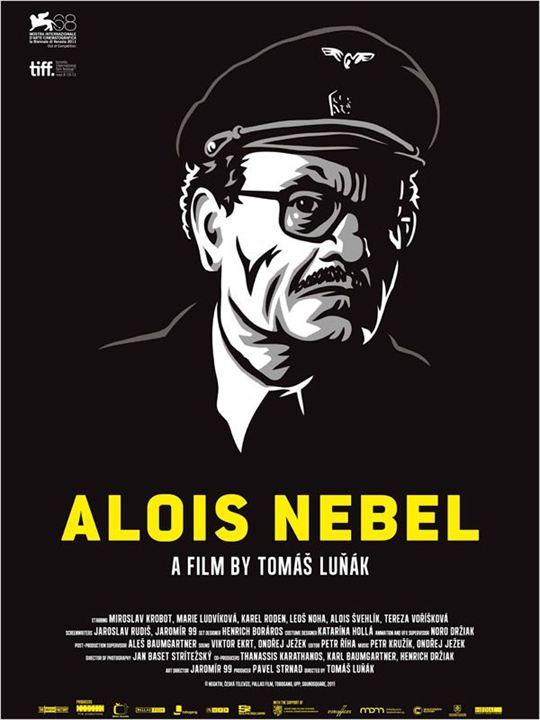 Alois Nebel : Poster