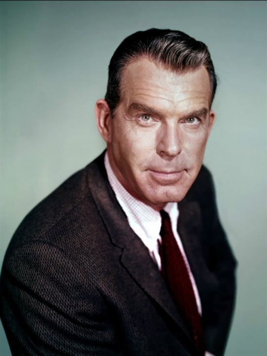 Poster Fred MacMurray
