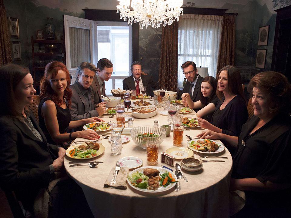 Álbum de Família : Foto Abigail Breslin, Benedict Cumberbatch, Chris Cooper, Dermot Mulroney, Ewan McGregor