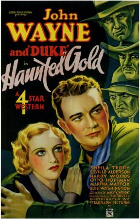 Ouro Mal-Assombrado : Poster