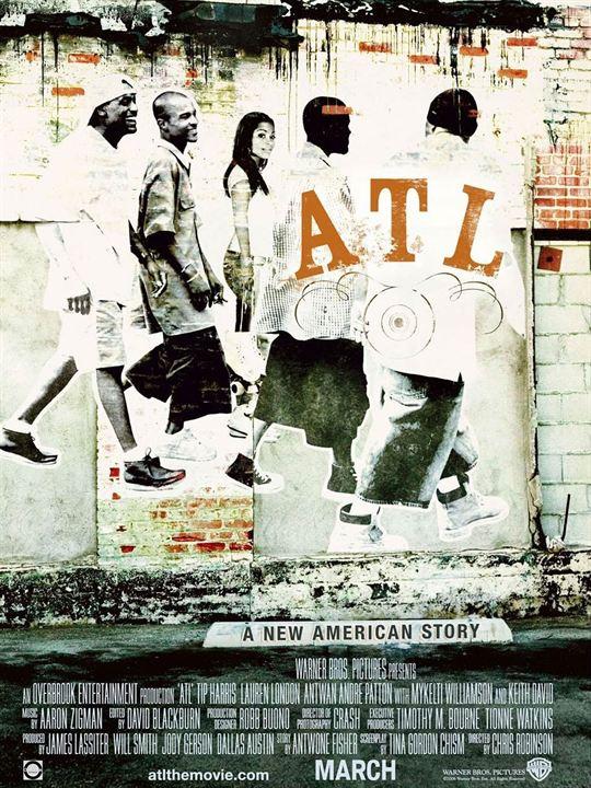 ATL - O Som Do Gueto : Poster