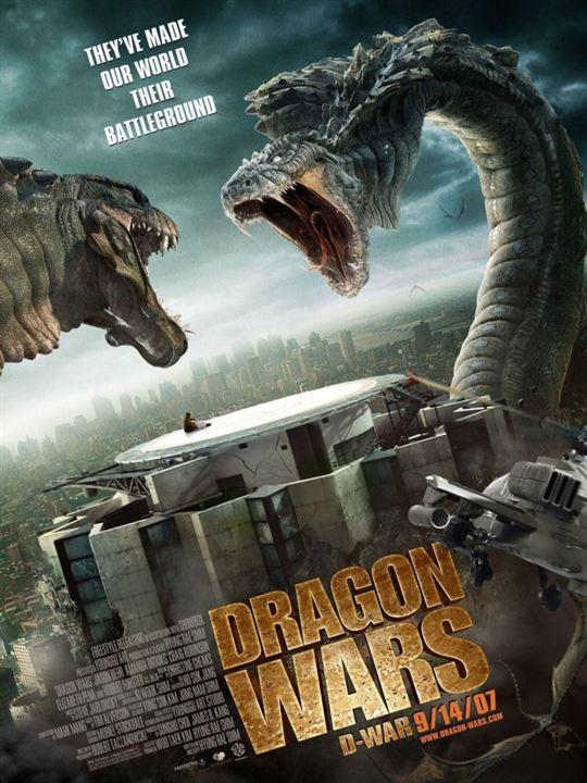 D-War - Guerra Dos Dragões : Poster Amanda Brooks, Jason Behr