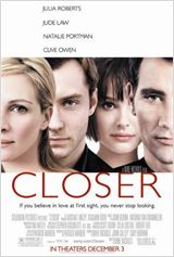 Closer - Perto Demais