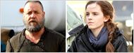 Russell Crowe e Emma Watson em imagens do filme b&#237;blico Noah
