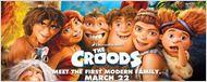 Animação Os Croods ganha novo cartaz irreverente