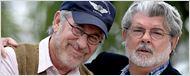 """Hollywood em crise? Steven Spielberg e George Lucas falam em """"implosão"""" da indústria"""