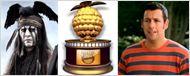 Framboesa de Ouro 2014: Adam Sandler, Johnny Depp e Will Smith estão entre os indicados