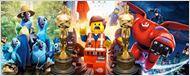 Rio 2, Uma Aventura Lego e Operação Big Hero estão entre os pré-indicados ao Oscar de melhor animação