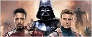 Filmes da Fase Dois da Marvel têm Easter Egg de Star Wars