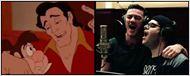 A Bela e a Fera: Luke Evans e Josh Gad já estão gravando as músicas do filme
