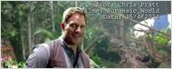 Jurassic World: Chris Pratt ensina como fugir de dinossauros em trailer legendado
