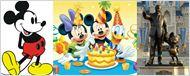 Hoje é o aniversário do Mickey Mouse!