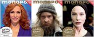 Cate Blanchett aparece irreconhecível em projeto fotográfico