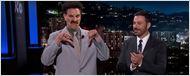 Borat invade programa para apresentar novo trailer da comédia de Sacha Baron Cohen: Irmão de Espião