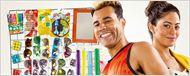 Rodrigo Sant'anna feliz da vida no primeiro cartaz de Um Suburbano Sortudo