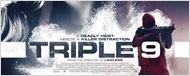 Triple 9, com Kate Winslet, Chiwetel Ejiofor, Gal Gadot e grande elenco, tem novos cartazes e trailer
