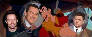 Luke Evans, Hugh Jackman e Taron Egerton cantam música de A Bela e a Fera para ver quem é o melhor Gaston