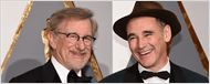 É casamento! Steven Spielberg recruta Mark Rylance para mais um projeto