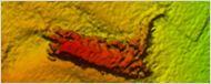 Réplica do monstro do Lago Ness usada em filme dá um bom susto em expedição
