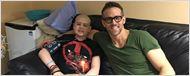 Ryan Reynolds escreve carta emocionante para jovem fã de Deadpool que morreu de câncer