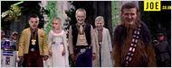 Título inglês do Leicester com montagem de Star Wars é homenageado — o vídeo veja!