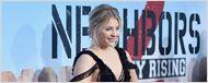 """Vizinhos 2, segundo Chloë Moretz, """"está usando a comédia para tratar de um problema grave que afeta as mulheres"""""""