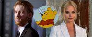 Domhnall Gleeson e Margot Robbie são confirmados na biografia do criador do Ursinho Pooh
