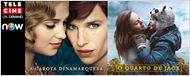 O Quarto de Jack e A Garota Dinamarquesa já estão disponíveis no Telecine On Demand