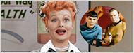 Você sabia que Lucille Ball salvou Star Trek?