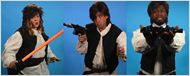 E se Melissa McCarthy, Adam Sandler ou 50 Cent fizessem audições para Han Solo? Vídeo mostra como seria