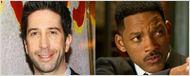 David Schwimmer recusou o papel de Will Smith em Homens de Preto