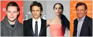 James Franco, Zoë Kravitz, Jack Reynor e Dennis Quaid vão atuar juntos em ficção cientifica