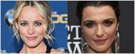 Rachel McAdams pode viver paixão proibida com Rachel Weisz em Desobedience