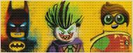 Novos cartazes de LEGO Batman: O Filme misturam heróis, vilões e muito grafite