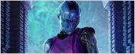 Karen Gillan confirma Nebula, de Guardiões da Galáxia, em Vingadores: Guerra Infinita
