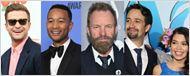 Oscar 2017: Justin Timberlake, John Legend, Sting e Lin-Manuel Miranda vão cantar na cerimônia