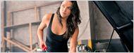 Michelle Rodriguez convida os fãs do AdoroCinema para assistir a Velozes e Furiosos 8 (Exclusivo)