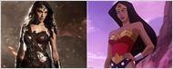 Vídeo mostra a versão animada do trailer de Mulher-Maravilha